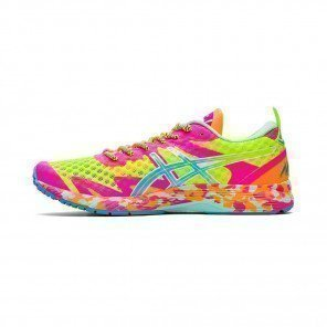ASICS GEL-NOOSA TRI 12 Femme | Safety Yellow / Aquarium