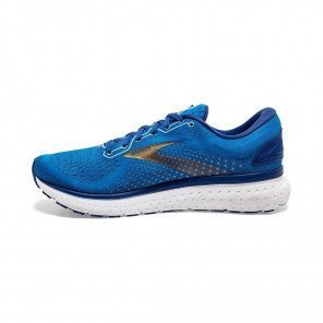BROOKS Glycerin 18 Homme - Blue / Mazarine / Gold