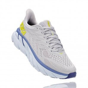 HOKA ONE ONE Clifton 7 LUNAR ROCK / NIMBUS CLOUD Femme