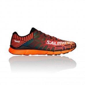 SALMING SPEED 6 Homme   Orange / Black