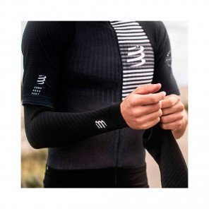 COMPRESSPORT Manchettes ARMFORCE ULTRALIGHT | Noir